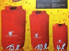 Dry Bag 15 Liter WolfCamper