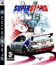 Superstars Racing v8 Playstation 3 ps3 ** Kostenlose UK Versand **