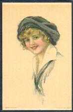 JG160 a/s PEARL FIDLER LEMUNYAN FEMME MODE LADY HAT GLAMOUR American GIRL N°95