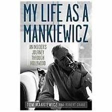 My Life as a Mankiewicz An Insider's Journey Hardcover Book UPC 0813136059