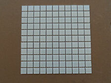 Crystal glass mosaic tiles - #812 White - Pool/Kitchen/Bathroom feature walls
