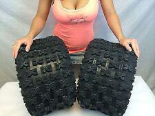 NEW Sedona Bazooka Rear ATV Tires Set 20X11-9 20 11 9 10  20x11x9
