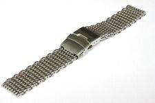 Bracelet for divers watches 20MM - Brand new Mesh model