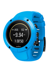 Suunto Spartan Men's Quartz GPS Heart Rate Digital 46mm Watch SS023002000