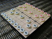 "Chinese Chess, Xiangqi, 6.5"" magnetic foldable board"