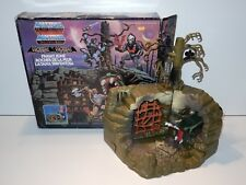 MOTU HE-MAN MASTERS OF THE UNIVERSE FRIGHT ZONE 100% COMPLETE MIB EURO BOX