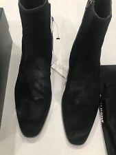 Saint Laurent Men's WYATT 40 Zip Bootie. 45/11. $1595