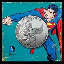2015 Canada $20 Superman $20for$20 Silver coin DC Comics series man of steel