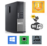 Dell 7010 SFF PC Core i5 Quad Core CPU Up To 16GB Ram Fast SSD Windows 10 Pro