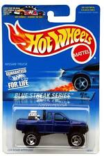 1997 Hot Wheels #574 Blue Streak #2 Nissan Truck