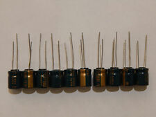 Nichicon Capacitor 6.3V 1000uF 105deg LOW ESR (10 pack) 10mm x 12mm [F01]