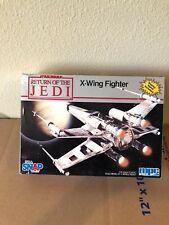 Vintage VMPC-ERTL STAR WARS Return of The Jedi X-Wing Fighter