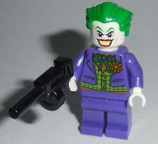 SUPER HERO #30 Lego The Joker w/tommy gun NEW Genuine Lego 6857