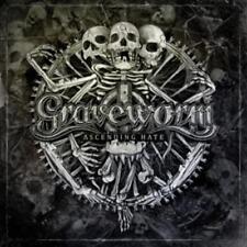 GRAVEWORM - ASCENDING HATE - Gatefold-White-Vinyl-2LP - 884860133814