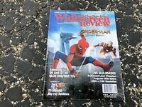 OCT 2017 WIDESCREEN REVIEW movie magazine SPIDERMAN HOMECOMING