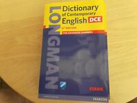 Longman Dictionary of Contemporary English: DCE for advanced learners
