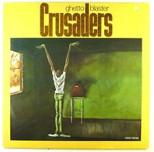 """12"""" LP - Crusaders - Ghetto Blaster - E52 - zyx records - cleaned"""
