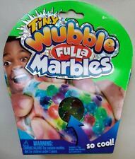 Tiny Wubble Fulla Marbles ... MULTI bubble ball toy so cool.  NEW and SEALED