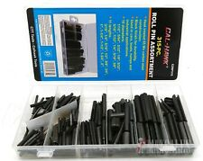 "315pc Roll Pin Assortment Set Most Common Kit 30 Size Case 1/16"" 3/16"" 2/8"" 2"""
