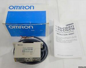 Omron F10-C11 Pattern Matching Sensor