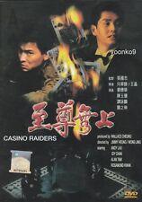 Casino Raiders (1989) English Sub DVD H.K Movie Collection _ AlanTam , Andy Lau