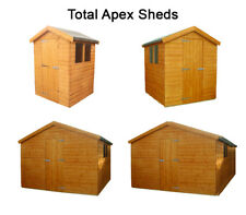 Total Sheds Apex Top Quality Wooden Timber ***ONE OFF OFFER***