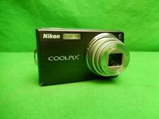 Nikon COOLPIX S550 10.0MP Digital Camera - Black w/ Battery and Charger