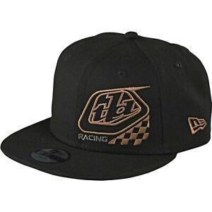 Troy Lee Designs Snapback Hat Cap TLD Youth Kids MX Motocross Bmx Mtb CHECKERS