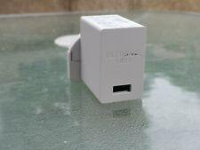 UE Megaboom 3 (18w) fast adapter plug.