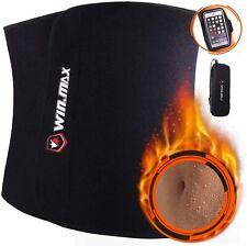 Cintura addominale dimagrante, Fascia snellente effetto sauna in neoprene Unisex