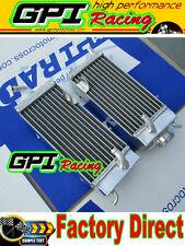 aluminum radiator Yamaha WR400F WR 400F WRF400 1998 1999 2000 98 99 00