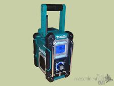 Makita Baustellenradio DMR108 + Bluetooth + USB + AUX-IN Nachf. DMR106 DMR102