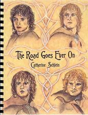 "Lord of Rings Fanzine ""The Road Goes Ever On"" GEN"