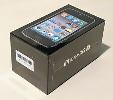 NEW Apple iPhone 3GS, 3rd Generation, Black, 8GB, A 1303, FACTORY SEALED
