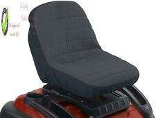 New listing Classic Accessories Deluxe Riding Lawn Mower Seat Cover, Small