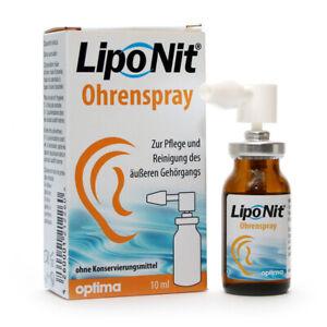 Lipo-Nit Ohrenspray 10ml