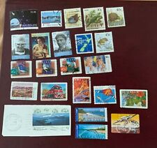 Briefmarken ....Australia ... New Zealand ...