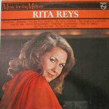 RITA REYS - MUSIC FOR THE MILLIONS - LP
