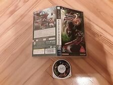 Monster Hunter Portable 2nd G (Sony PSP, 2008) free shipping