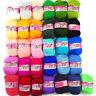 31Colors Soft Bamboo Crochet Cotton 110m Knitting Yarn Baby Knit Ball of Yarn