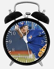 "Josh Donaldson Alarm Desk Clock 3.75"" Home or Office Decor E474 Nice For Gift"