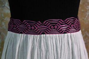 Belts Mexican Macrame Mayah Chamula Chiapas Mexico Hippie Peasant Boho Handmade