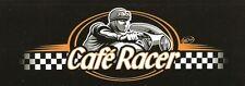 Sticker CAFE RACER 195mm x 70mm