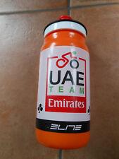 Botella elite fly UAE Emirates Team Cyclisme bidon bike rueda bicicleta de carreras nuevo