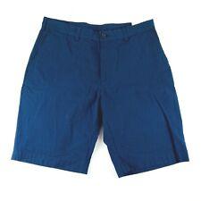 Brooks Brothers Cotton Seersucker Flat Front Club Shorts Mens 34x10 NWT $70