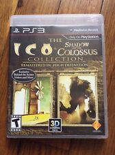 The Ico & Shadow of the Colossus Collection (Sony PlayStation 3, 2011) Complete