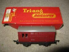 Tri-ang Standard OO Gauge Model Railway Wagons Vintage