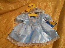Build a Bear Disney Cinderella Costume/Dress