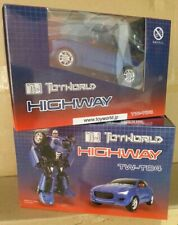 New ToyWorld Transformers TW-T04 Freeway Highway Figure In Stock