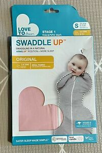 Love To Dream SWADDLE UP™ Original 1.0 TOG Pink